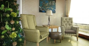 Shackletons Chairs Improve Residents' Comfort