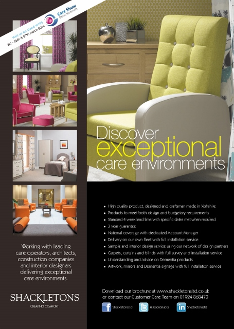 Discover Exceptional Care Environments at The Bournemouth Care Show