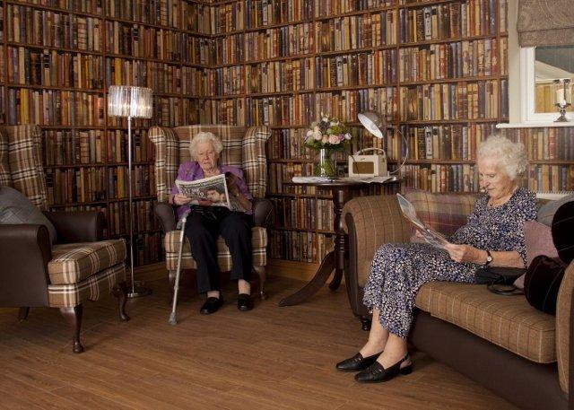 Luxury Care Home Interior Solution