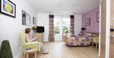 Care Interior Receives Praise