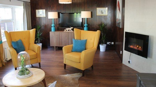 60 Minute Makeover for Mobile Home