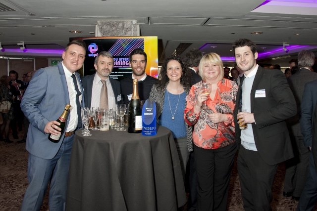 Hat Trick Success At The Pinders HealthCare Design Awards