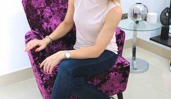 BBC DJ Loves Her Shackletons Chair
