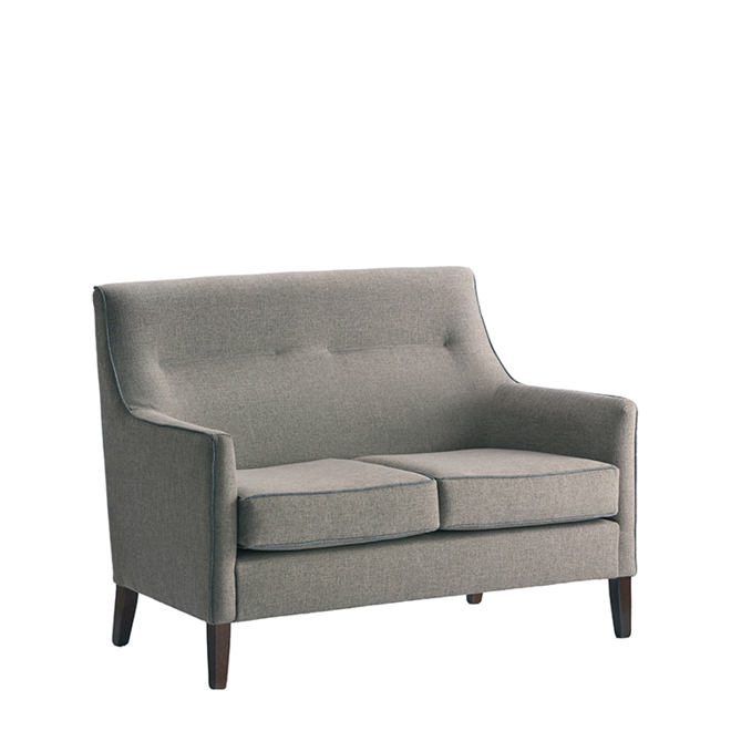 Denia low back 2 seater