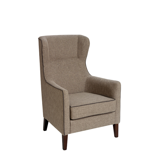 Denia wing back chair