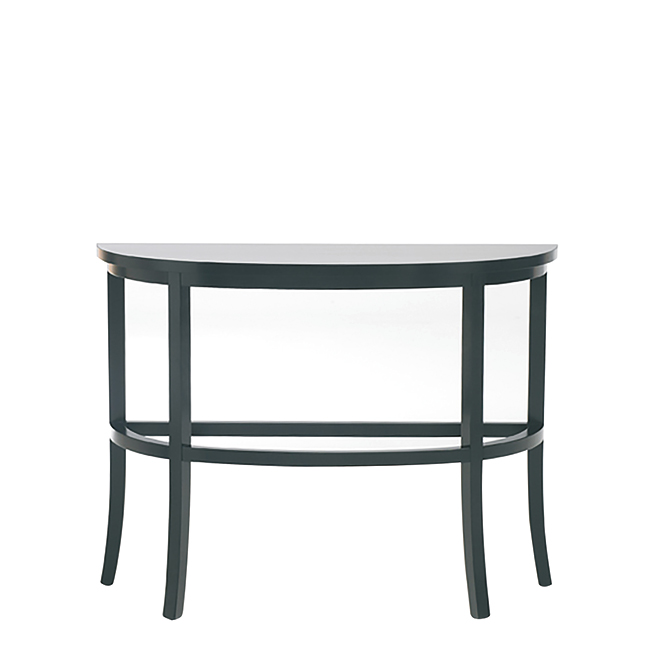 Montreal Half Moon Console Table