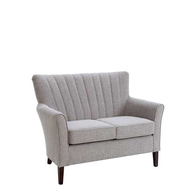 Toledo two seater low back