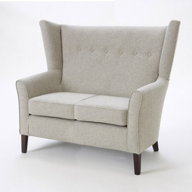Valencia wing back 2 seater