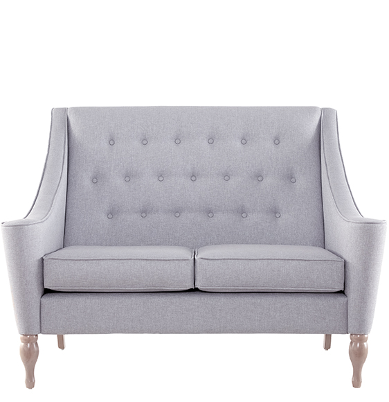 Wentworth high back loose cushion 2 seater