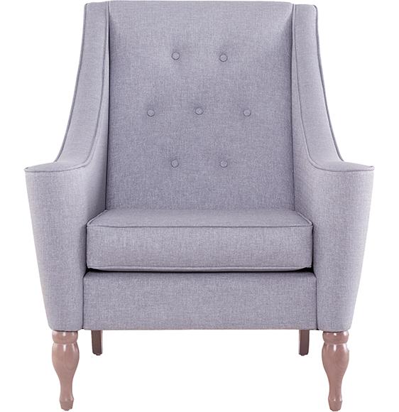 Wentworth high back loose cushion chair