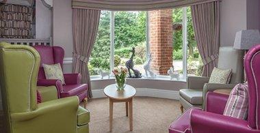 Ashbourne Lodge Care Home, Derbyshire