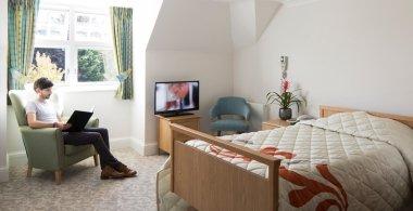 Furniture Provides Respite for Convalescing