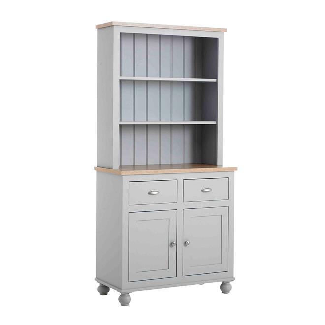 Chambery 2 Door Display Cabinet