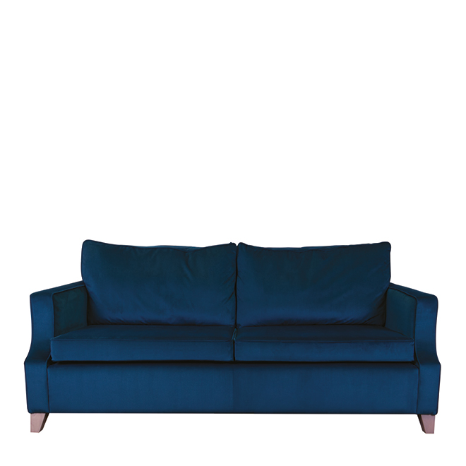 Roehampton three seater low back