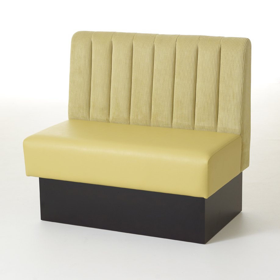 Groovy Bench Seating Fluted Back Machost Co Dining Chair Design Ideas Machostcouk
