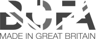 BCFA Made In Great Britain logo