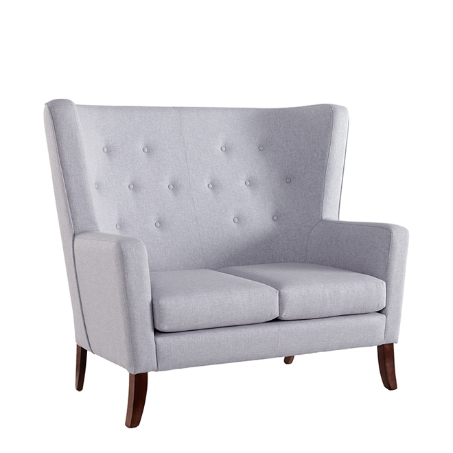 Mairena two seater high back