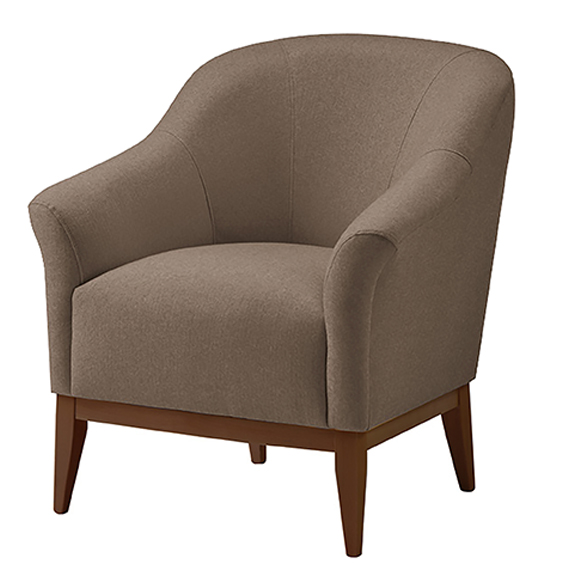 Horley low back chair