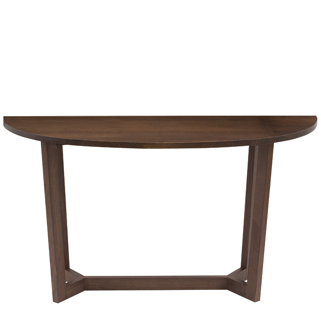 Malo Half Moon Console Table