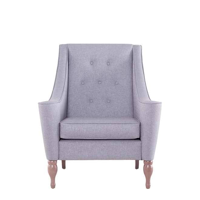 Wentworth high back loose cushion chair