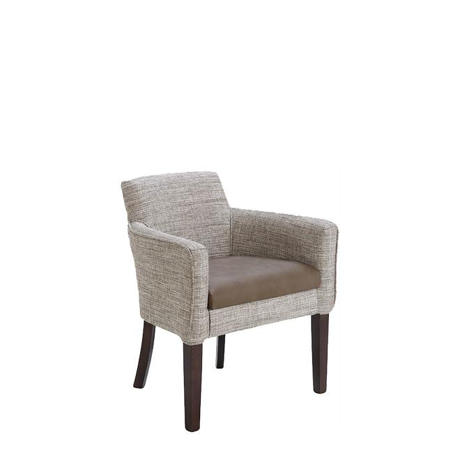 Ealing low back club chair