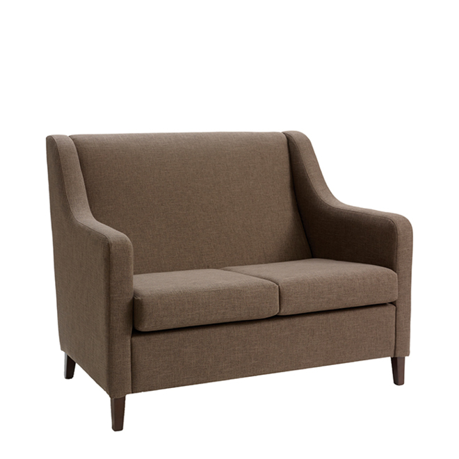 Lugo two seater low back