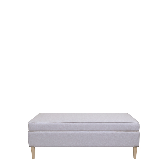Haworth three seater ottoman