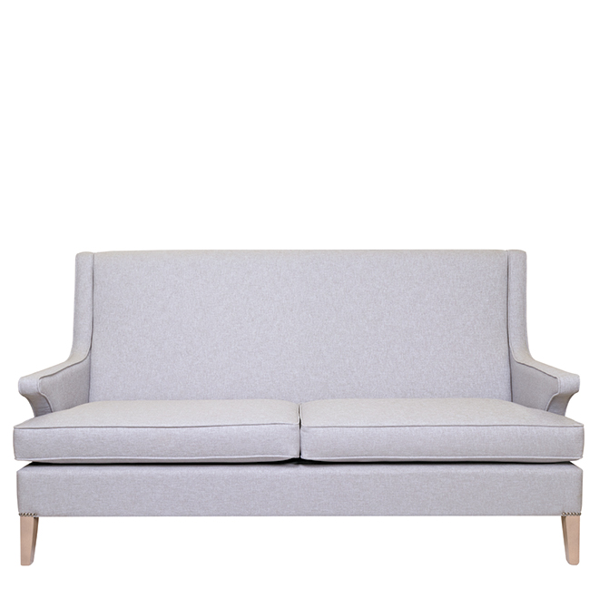 Haworth three seater high back